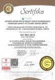 ISO9001:2015 Kalite Yönetim Sistemi